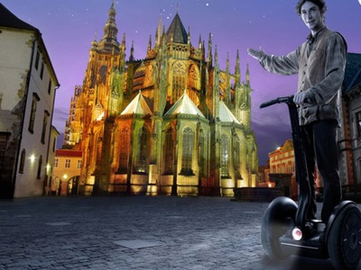 Segway prague