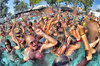 Pool party magaluf
