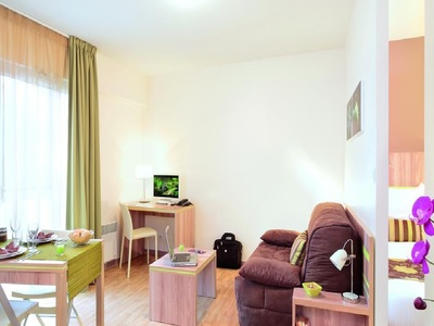 Apparthotel nantes