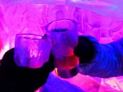 Ice bar barcelone